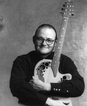 The Unique Guitar Blog: Adrian Legg's Ergonomic Guitar