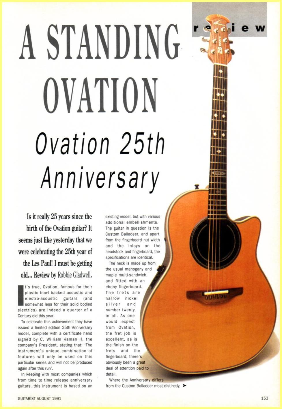 1991_Ovation_25th_Anniversary_UK_Review_01 inventor of the dreaded ovation roundback guitar dies rock town  at fashall.co