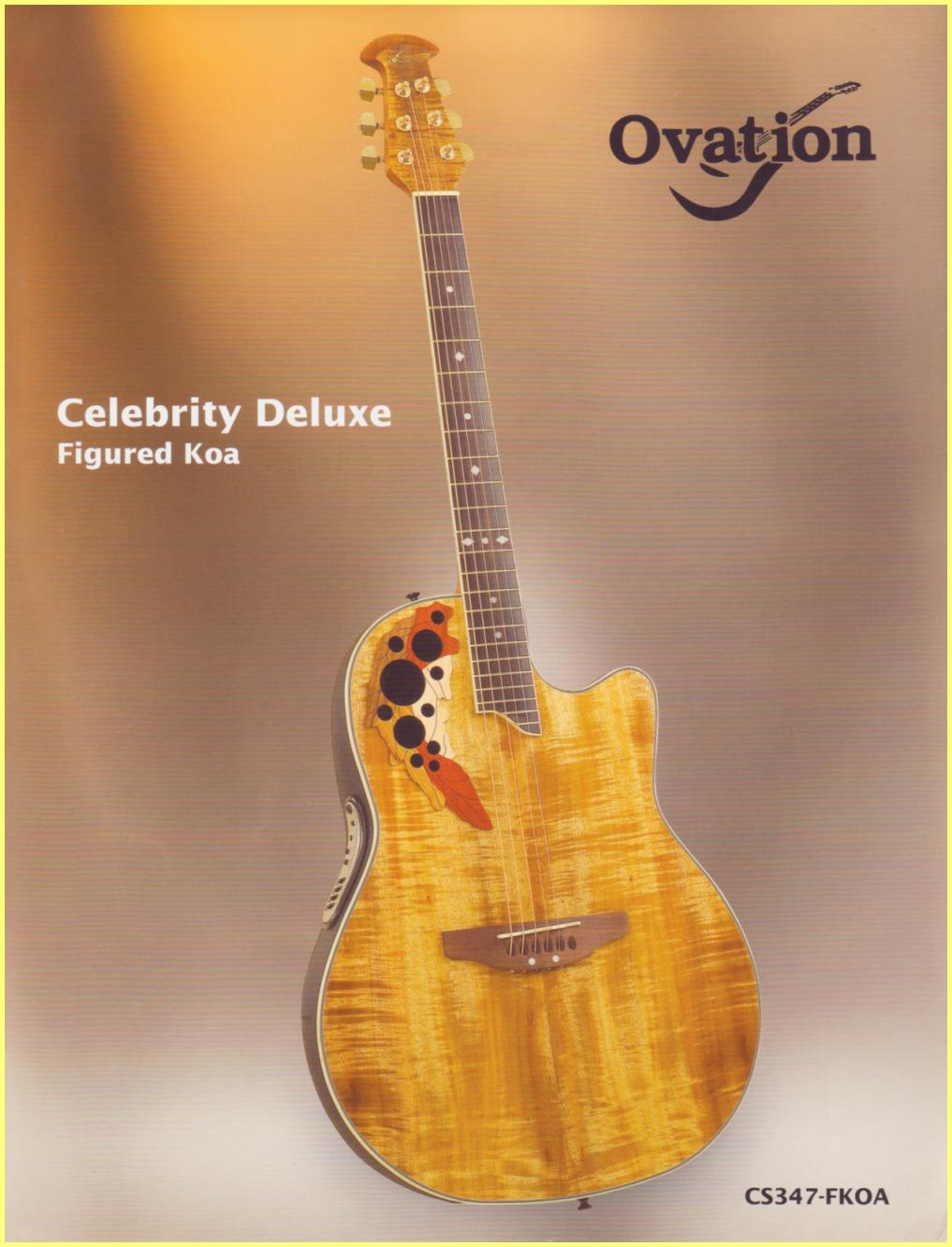 Ovation Celebrity Cs257 Manual - mexicoupload