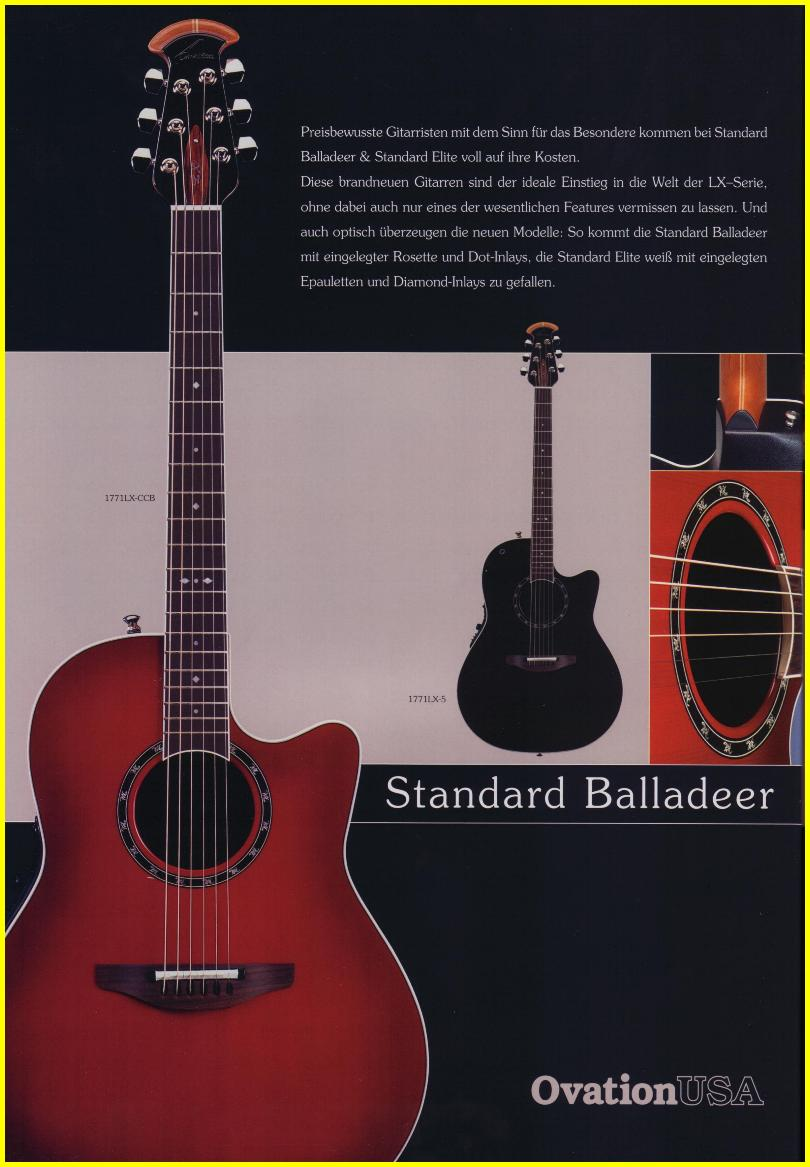 gitarren hals zeichnen