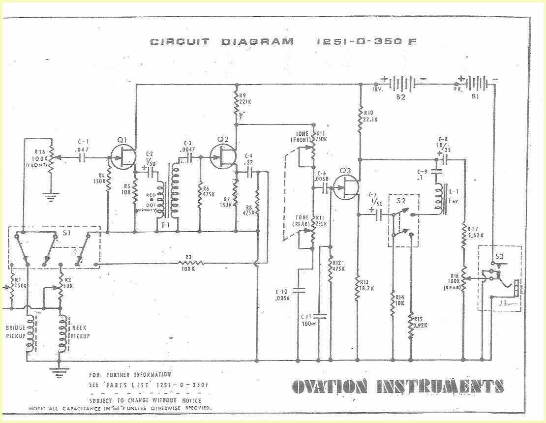 [SCHEMATICS_43NM]  A2E7 Ovation Electric Guitar Wiring Schematics | Wiring Library | Ovation Wiring Harness |  | Wiring Library