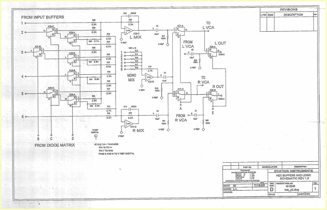 ovation preamp schematic wiring diagram rh jh pool de