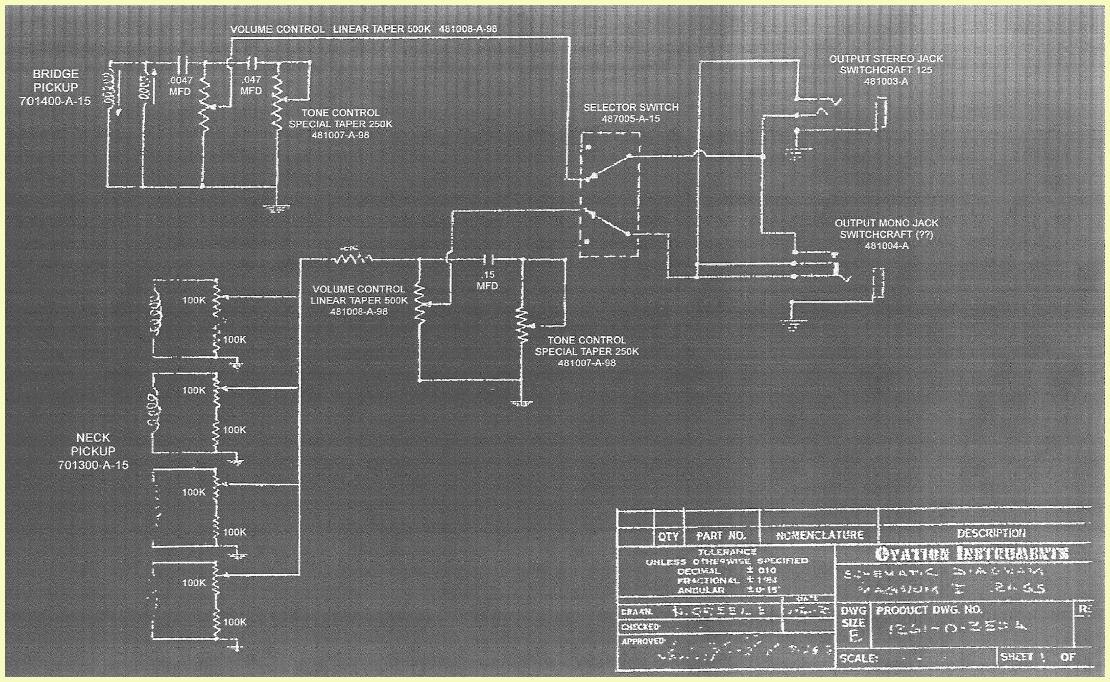 Wiring diagram for ovation guitar wiring diagram and schematics ovation magnum i schematic ovation guitar parts ovation pickup wiring diagram cheapraybanclubmaster Choice Image