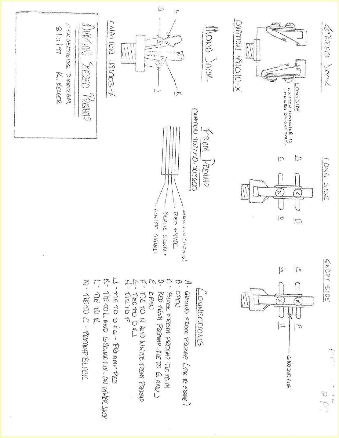 Ovation Stereo Jack Schematic on jack drawing, jack table, jack system,