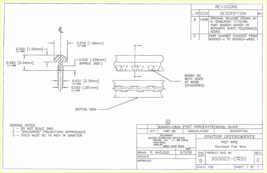 Ovation usa fretwire drawings cheapraybanclubmaster Images